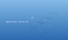 Digital Health - Boston, MA