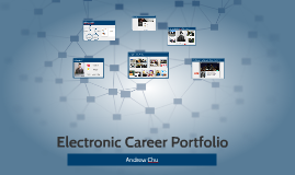 Electronic Career Portfolio