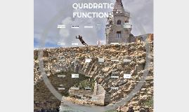 Int2(3-5) Quadratic Functions