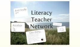 Literacy Teacher Network