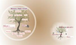 MEASURE 2 THINK 2 CREATE!