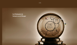 Copy of La Violencia de Género en el Hogar