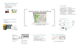 Copy of OpenStreetMap - Eine Einführung
