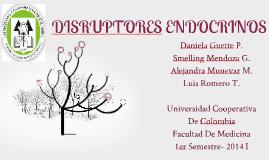 DILUTORES ENDOCRINOS