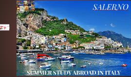 STUDY ITALIAN IN ITALY SUMMER 18