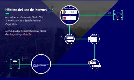 Hábitos  del uso de Internet por parte de los alumnos del Pl