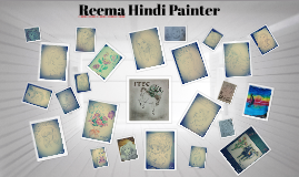 Reema Hindi Painter