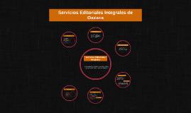 Servicios Editoriales Integrales de Oaxaca