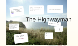 Copy of The Highwayman intro
