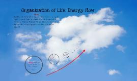 Unit 2: Organization of Energy