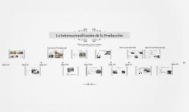 Economía - Internacionalización de la Producción