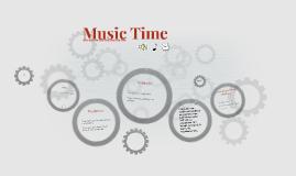 Tiempo de musica