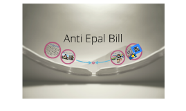 Anti Epal Bill