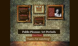 Pablo Picasso-Art Periods