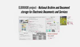 ELDORADO project