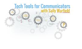 Tech Tools for Communicators