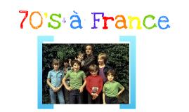 70s en France