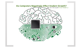 Do Computers Negatively Affect Student Growth?