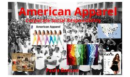Copy of American Apparel