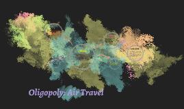 OLigopoly: Air Travel