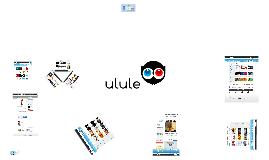 Présentation Ulule (cible porteurs potentiels)
