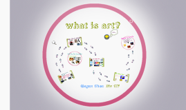 Copy of what is art