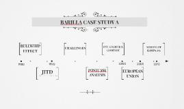 BARILLA CASE STUDY A