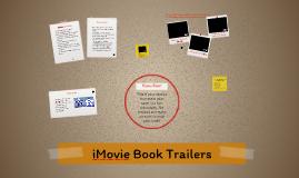 iMovie Book Trailer