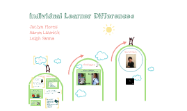 Individual Learner Differences