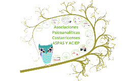 Copy of Asociaciones Psicoanalíticas Costarricenses