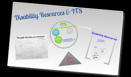 Disability Resources & Information Technology Services