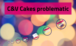 C&V Cakes problematic