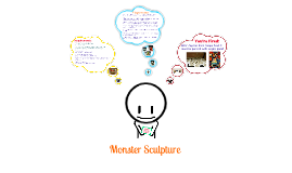 Monster Pinch Pot Sculpture