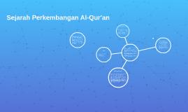 Sejarah Perkembangan Al-Qur'an