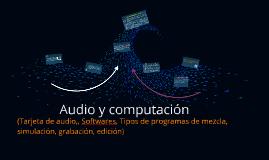 Audio y