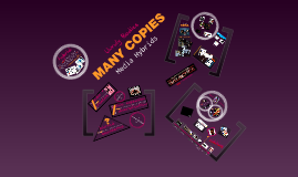 Many Copies: Media Hybrids for Unruly Bodies