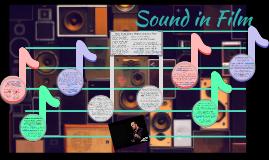 FILM: Sound in Film