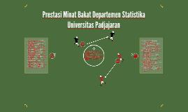 Prestasi Minat Bakat Departemen Statistika Universitas Padja