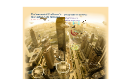 Copy of Environmental Problems in the UAE