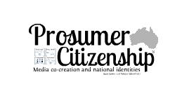 Prosumer Citizenship