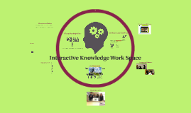 HCPW - Interactive Knowledge Work Space