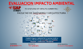 Copy of Estudio De Impacto Ambiental y Plan De Manejo Ambiental De L
