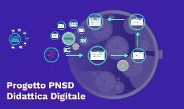 Progetto PDM  2017