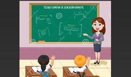 TÉCNICO SUPERIOR DE EDUCACIÓN INFANTIL