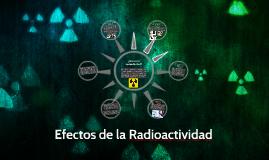 Radiactividad?
