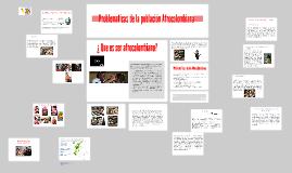 Copy of Problematicas de la poblacion Afrocolombiana