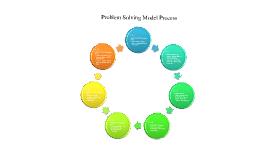 Problem Solving Process Model
