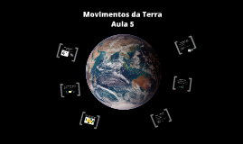Aula 5 - Movimentos da terra