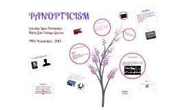 Copy of PMV PANOPTICISM