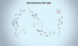 6th Grade Journey